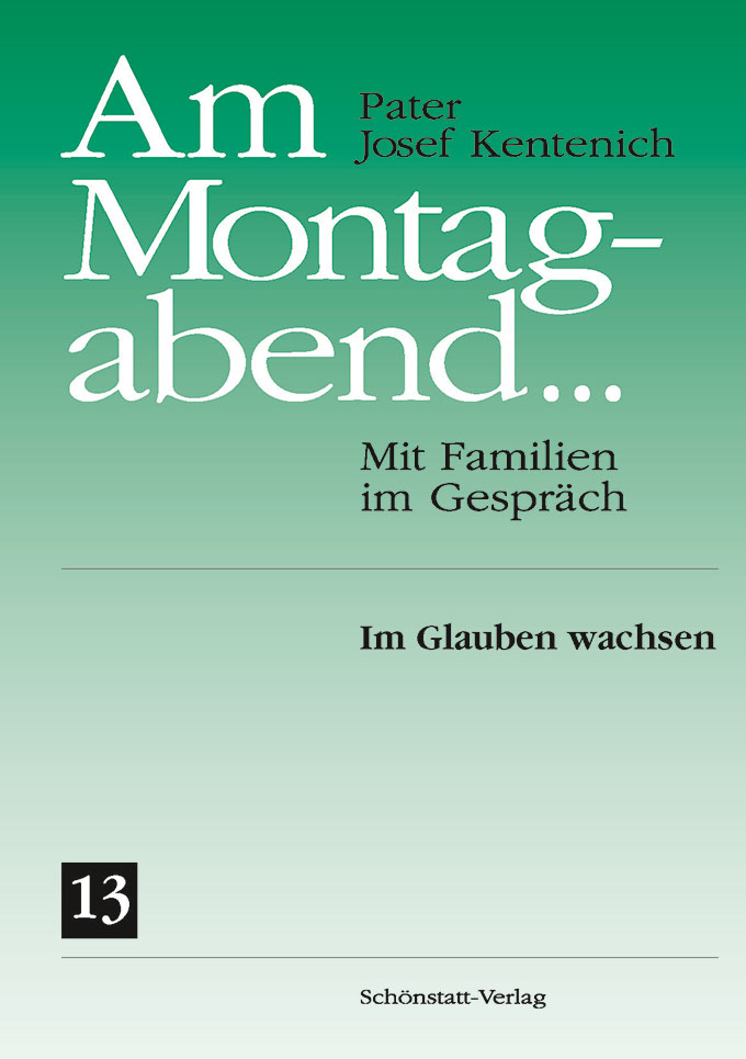 Cover: Am Montagabend Band 13