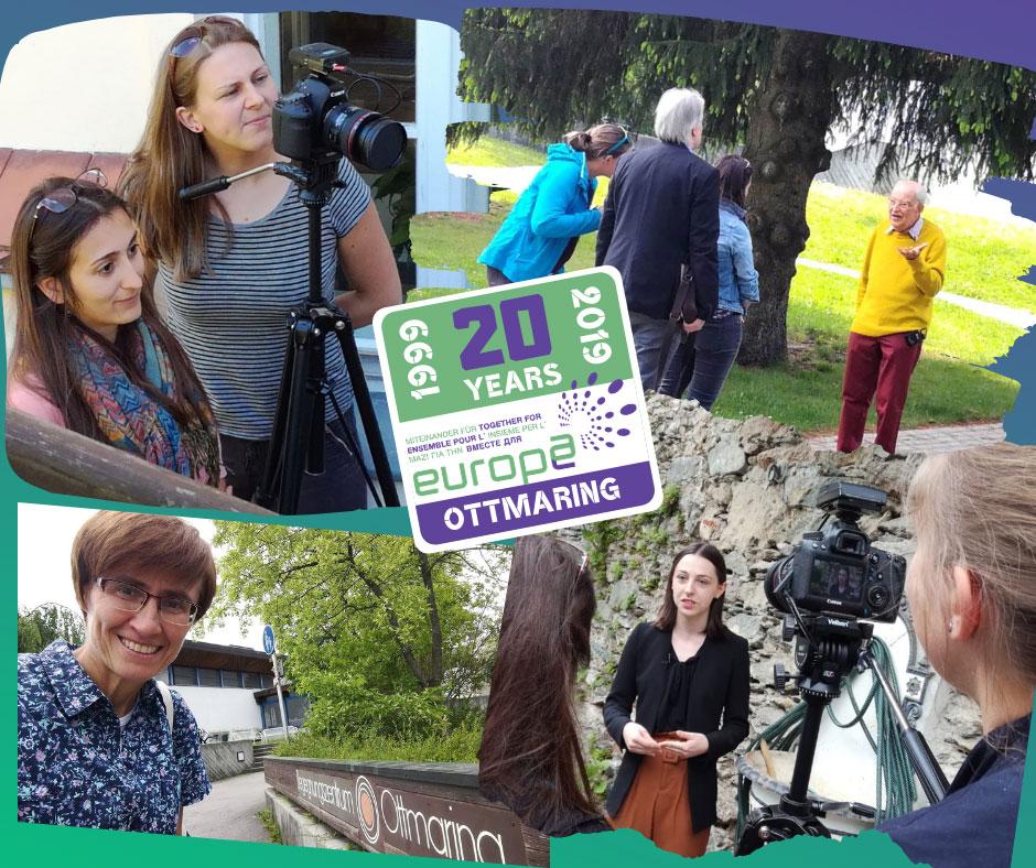 """Das Netzwerk """"Miteinander für Europa"""" feiert im November 2019 seinen 20. Geburtstag (Foto: together4europe.org)"""