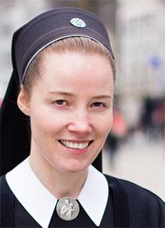 Schwester Francine Marie Cooper (Foto: privat)