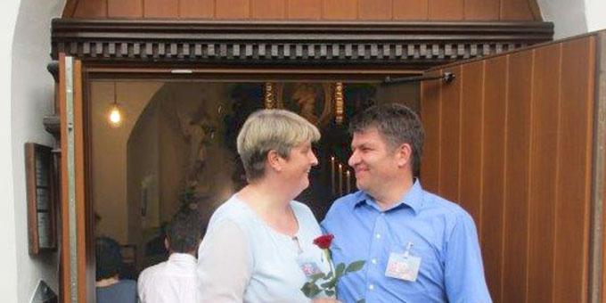 Die Ehe feiern - bei einem Wochenende für Ehejubilare (Foto: Rechtien)