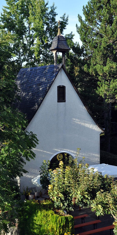 Das Heiligtum in Stuttgart-Freiberg am 15. September 2019 (Foto: Baumann)