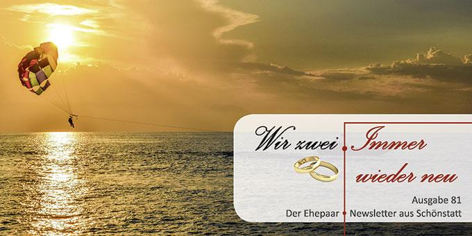 """Ehepaar-Newsletter 09/2019 """"Wir zwei - Immer wieder neu"""" (Foto: foto-krimskram, pixabay.com)"""