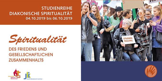 Studientag Diakonische Spiritualität (Foto: jki DSG)