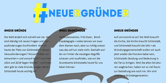 NEUERGRÜNDER (Grafik&Text: SMJ)