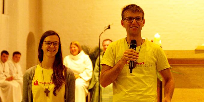 Ein wichtiger Bestandteil der Misiones: Zeugnis geben von der eigenen Glaubenserfahrung (Foto: Johannes Müller)