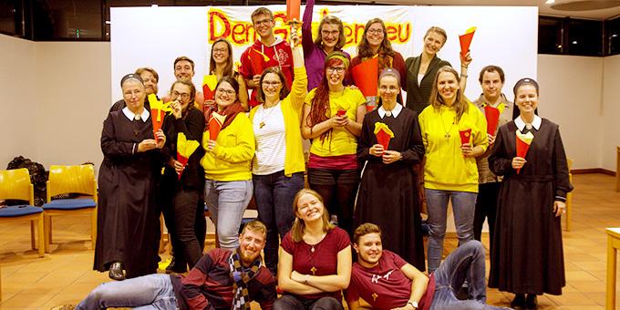 10. Misiones in Deutschland: Die Gruppe der Misioneros in Bocholt (Foto: Johannes Müller)