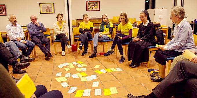 Angebote gab es für unterschiedlichste Themen und Gruppen (Foto: Johannes Müller)