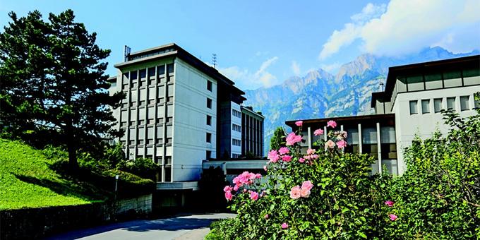 Hotelgebäude Zentrum Neu-Schönstatt (Foto: Neu-Schönstatt)