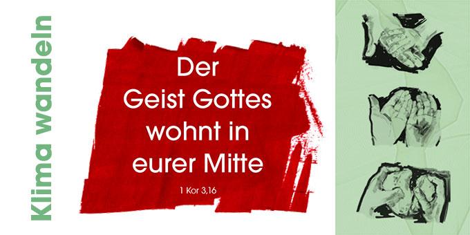 Schönstatt-Bewegung Deutschland - JahresMotto 2020 (Grafik: Maria Kiess, Freising)