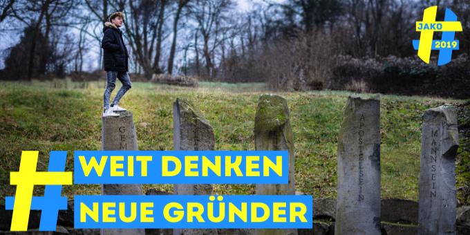 Liebesbündnis - WEIT DENKEN (Grafik&Foto: Archiv / SMJ)