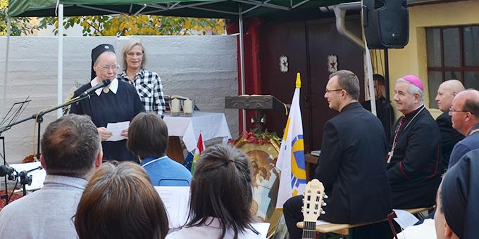 Grußwort der Provinzoberin Schwester M. Ilga Dreier  (Foto: S-MS)