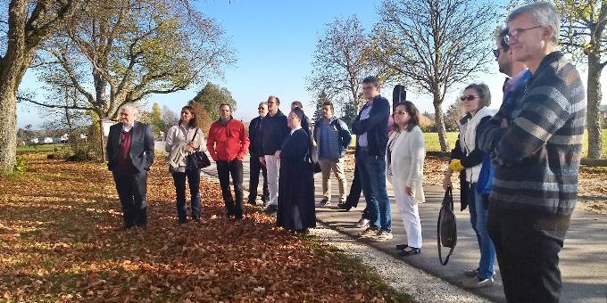 Teamleitung der Akademie für Ehe und Familie mit Sr. Tonia-Maria Hangartner (Foto: Bechtold)