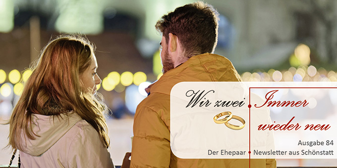 "Ehepaar-Newsletter 12/2019 ""Wir zwei - Immer wieder neu"" (Foto: Mircea Iancu, pixabay.com)"