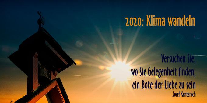 Neujahrswunsch 2020 (Foto/Grafik: Brehm)