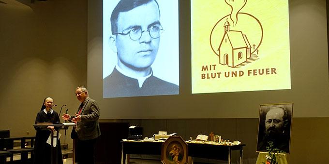 Ein Abend über Fritz-Josef Hillebrand im Pater-Kentenich-Haus in Schönstatt, Vallendar (Foto: Schw. M. Maritta Zell)