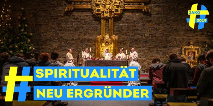 Spiritualität #NEU ERGRÜNDER (Grafik&Foto: Archiv / SMJ)
