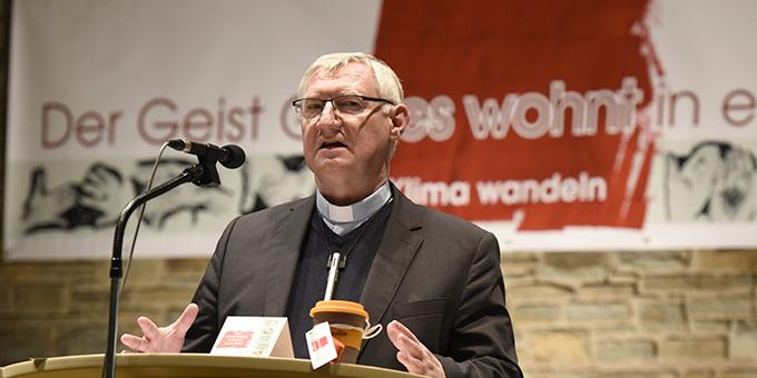 Schönstatt-Pater Ludwig Güthlein, Leiter der Schönstatt-Bewegung Deutschland (Foto: Kröper)