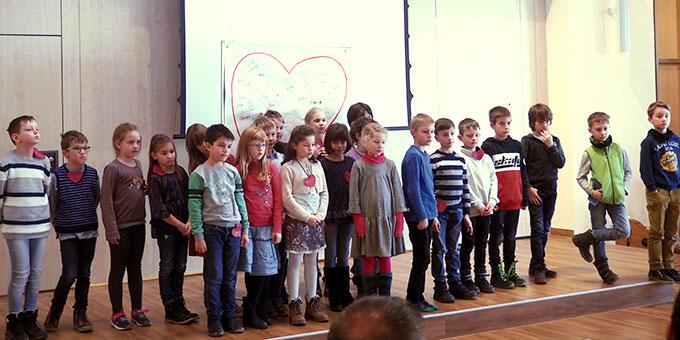 Kommunionkindertag im Schönstattzentrum Marienfried, Oberkirch (Foto: Weiss)