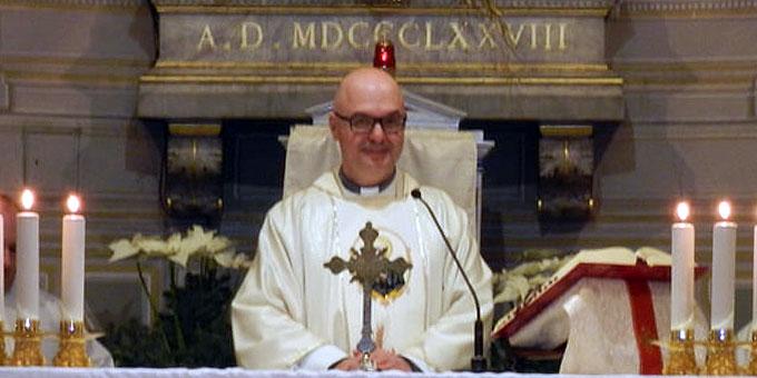 Pater Denilson Geraldo SAC, Generalkonsultor der Pallottiner (Foto: UAC)