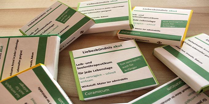 Schönstattfamilienbewegung Münster stellt wirksames Therapeutikum vor: Liebesbündnis akut (Foto: Imwalle)