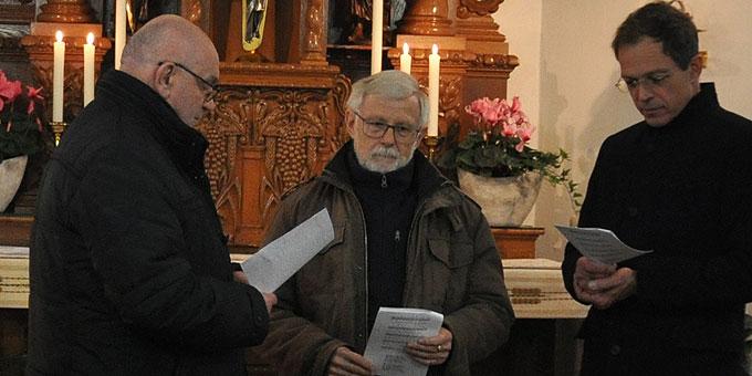 Mitgliedsweihe in der Schönstattkapelle Aulendorf (Foto: Bradler)