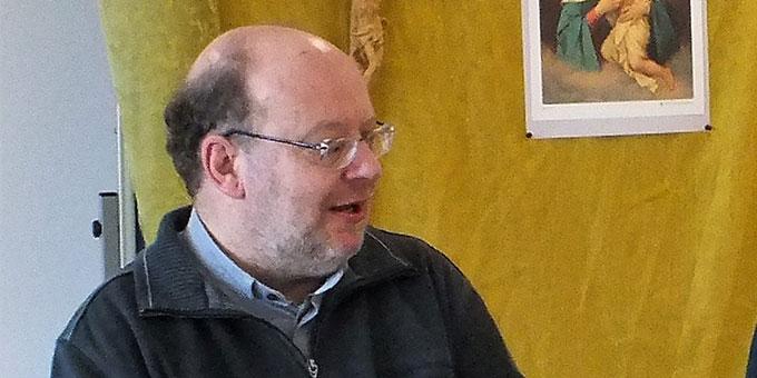 Pfr. Michael Dafferner (Foto: Danner)