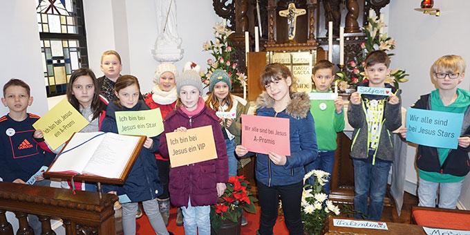 Familientag für Kommunionkinder im Schönstattzentrum Marienhöhe, Würzburg (Foto: Fella)