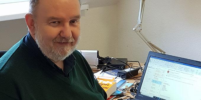 Prof. Pater Dr. Joachim Schmiedl ISch (Foto: Verena Breitbach)