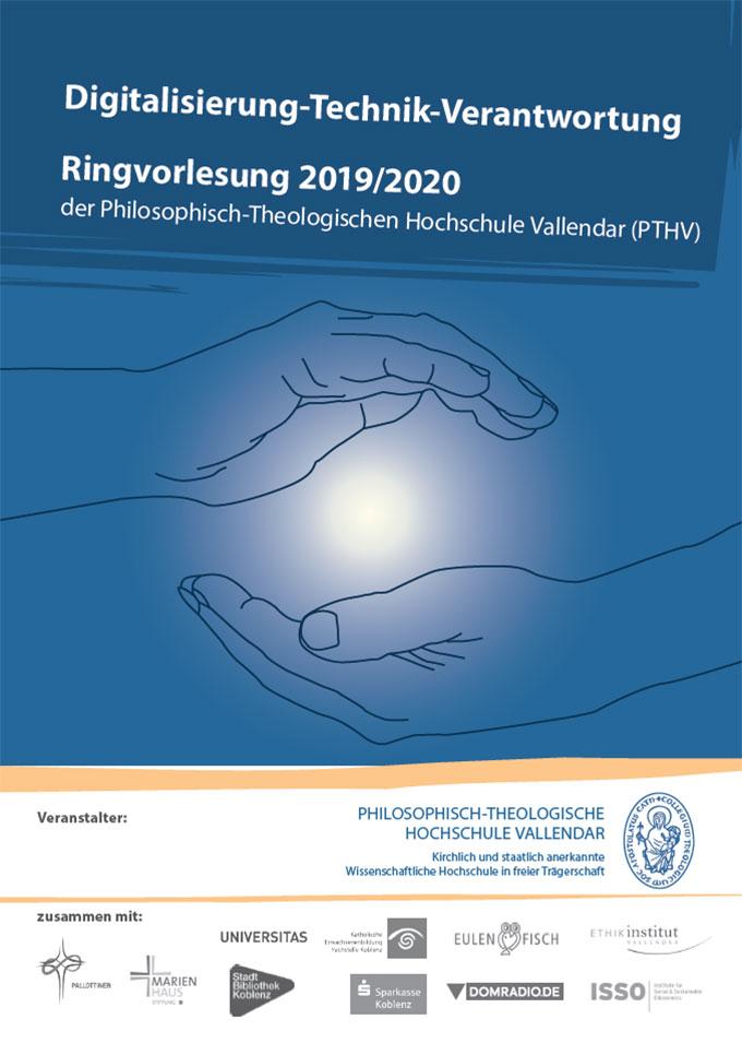 PTHV-Ringvorlesung Flyer (Foto: PTHV)