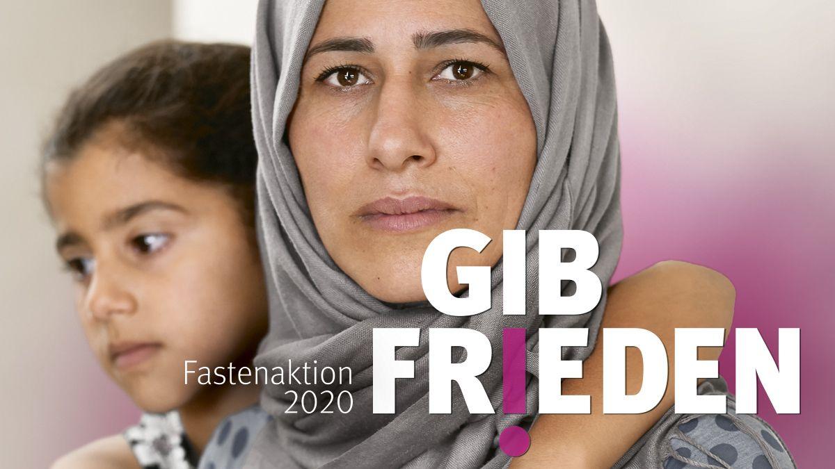 MISEREOR Aktionsplakat (Foto: misereor.de)