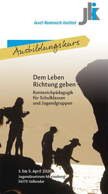 Cover Flyer JKI-Ausbildungskurs (Foto: JKI)