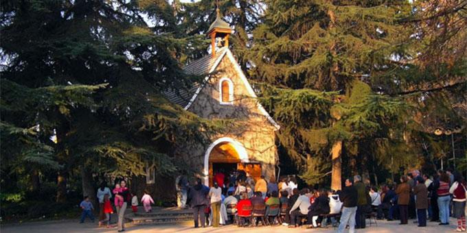 Schönstatt-Heiligtum in Bellavista, Santiago, Chile (Foto: Archiv)