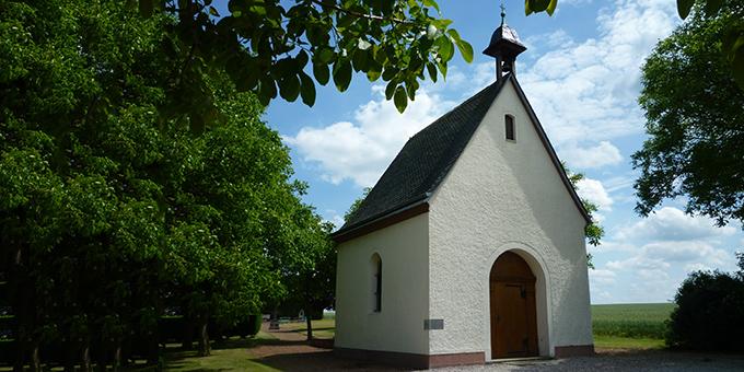 Das Schönstattheiligtum in Cambrai, Frankreich (Archivfoto: Amrein)