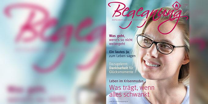 """Die neue Ausgabe der """"Begegnung"""" ist erschienen"""
