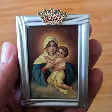 Maria, meine Königin der körperlichen und geistigen Gesundheit (Foto: M.Muenchen)