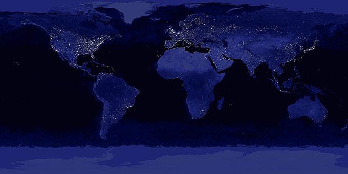 Verbunden im Liebesbuendnis mit der ganzen Welt (Foto: WikiImages, piuxabay.com)