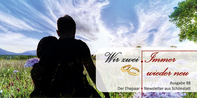 "Ehepaar-Newsletter 04/2020 ""Wir zwei - Immer wieder neu"" (Foto: Alessandro Zazza / Silviu Costin Iancu, pixabay.com)"