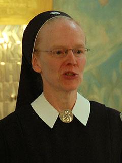 Schwester Andra-Maria Lingscheid (Foto: Brehm)