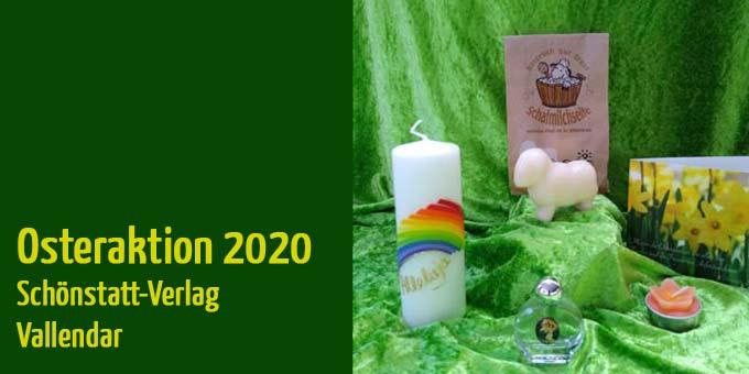 Schönstatt-Verlag - Osteraktion 2020 (Foto: SV)