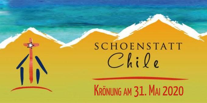 Krönungsfeier in Bellavista am 31. Mai 2020 (Foto: schoenstatt.cl)
