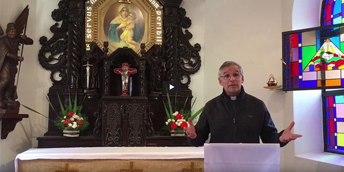 P. Juan Pablo Rovegno, der Leiter der Schönstatt-Bewegung in Chile (Foto: schoenstatt.cl)