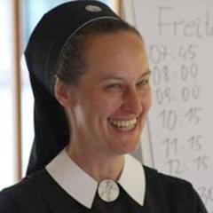 Schwester M. Gertraud Evanzin, Vallendar (Foto: privat)