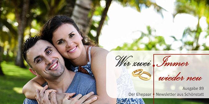 """Ehepaar-Newsletter 05/2020 """"Wir zwei - Immer wieder neu"""" (Foto: Andii Samperio, pixabay.com)"""
