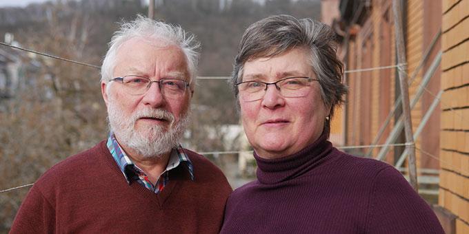 Barbara und Diakon Bernhard Schuler, neues Sprecherehepaar der Schönstätter-Diakonengemeinschaft (Foto: privat)