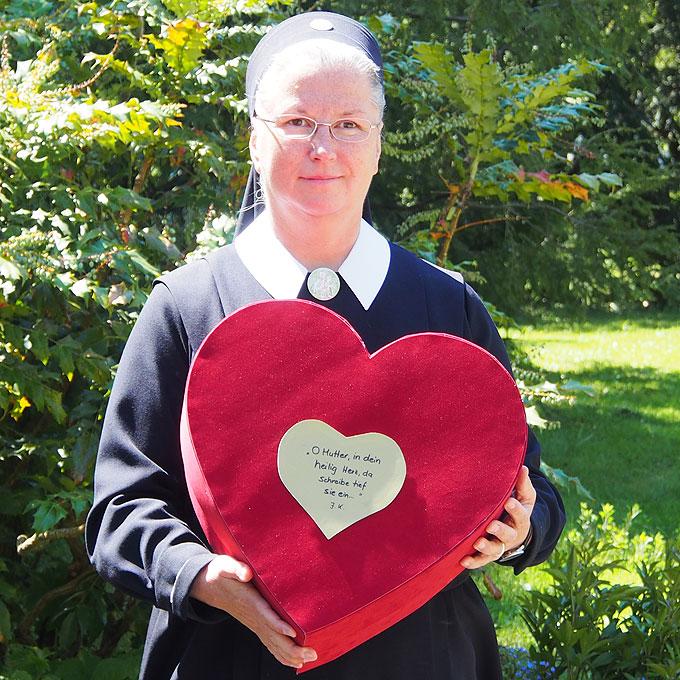 Die Herzdose wurde zu klein und bedurfte einer Erweiterung (Foto: SAL)