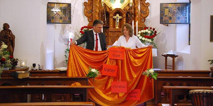 Mit einem überwiegend online veranstalteten Jubiläum feierte der Schönstatt-Familienbund seinen 70. Geburtstag (Foto: Klaus Heizmann)