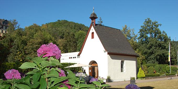 Gnadenkapelle in Schönstatt, Vallendar: das Urheiligtum (Foto: Brehm)