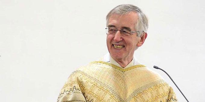 Pater Dr. Heribert Niederschlag SAC feierte sein goldenes Priesterjubiläum (Foto: Timo Kessler)