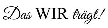 Motto Familienfestival 2021: Das WIR trägt!