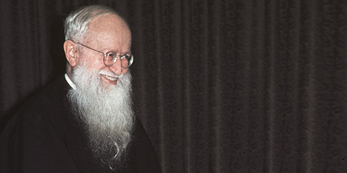 Pater Josef Kentenich (+1968) (Foto: Josef Neuenhofer)